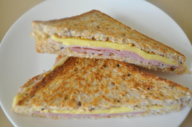 Diner-Style Grilled Ham &amp; Cheese Sandwiches. Photo by I&#39;mPat