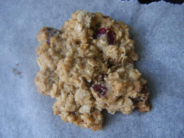 Starbucks Outrageous Oatmeal Cookies. Photo by KiwiMegan