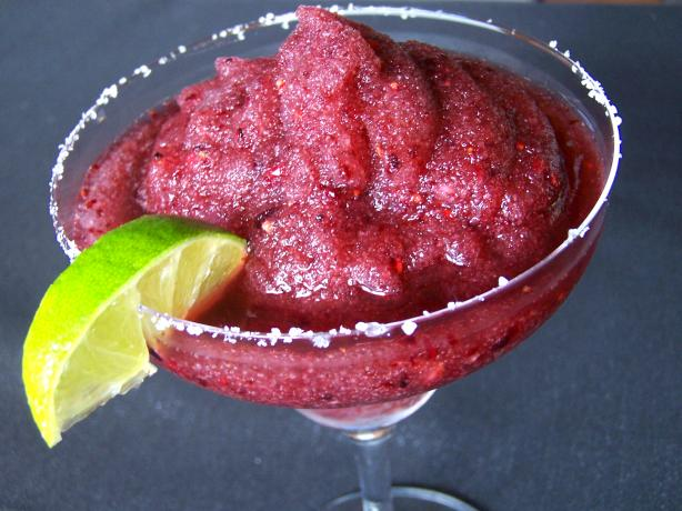 Black Raspberry Margarita. Photo by Rita~