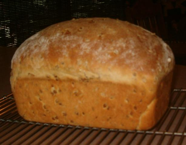 Honey Wheat Berry Bread. Photo by Belinda M.