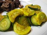 Country Stir-Fried Yellow and Zucchini Squash