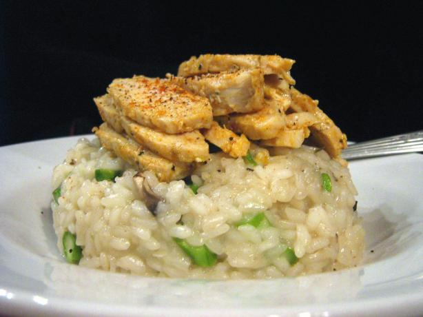 Best+Risotto+Recipes Best Mushroom Asparagus Risotto Recipe