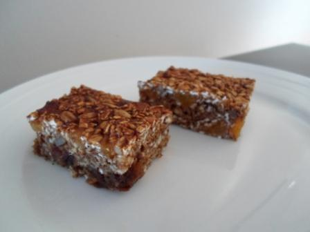 Breakfast Bars. Photo by Kiwi Kathy