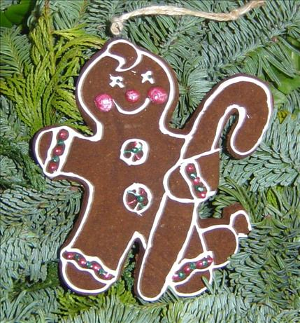 Non Food Cinnamon Ornaments. Photo by Pets'R'us