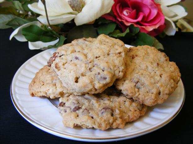 Chocolate Chip Cowboy Cookies. Photo by Seasoned Cook
