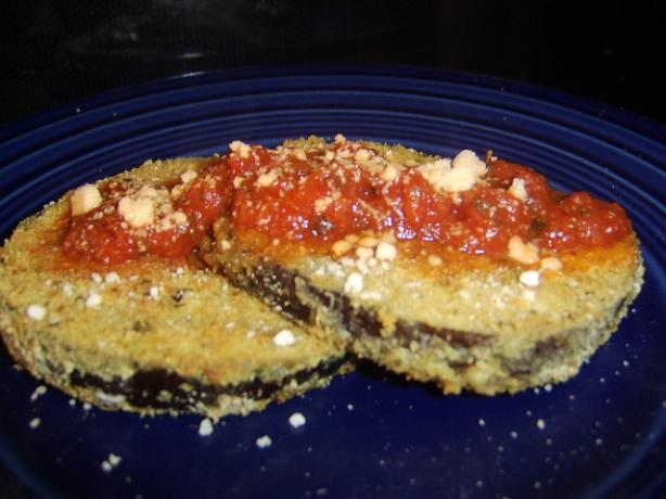 Eggplant Alla Parmiggiana. Photo by LifeIsGood