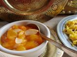 Turkish Apricot Compote (Kayisi Kompostosu)