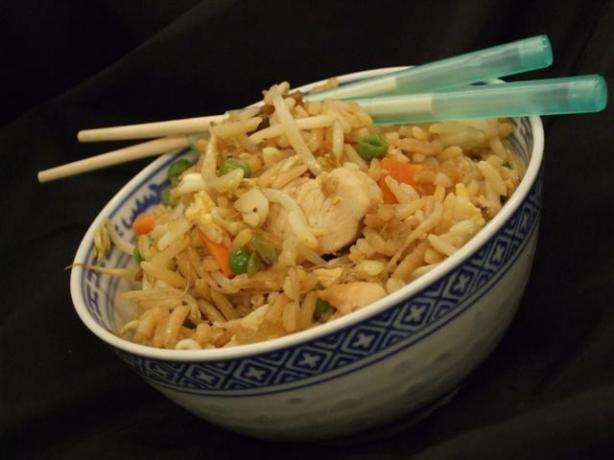 Chinese Fried Rice. Photo by kiwidutch