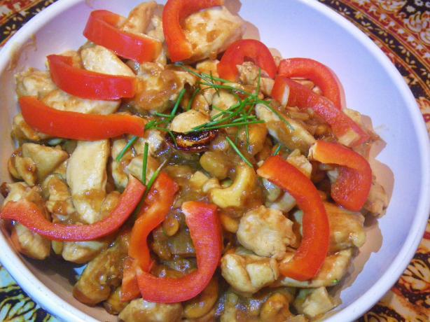 Cashew Chicken. Photo by awalde