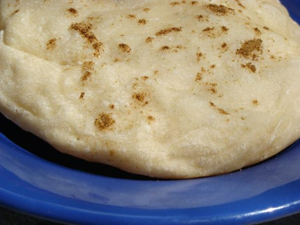 Naan  (No-Knead). Photo by littlemafia