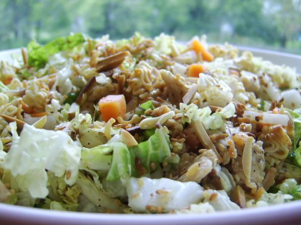 Favorite Chinese Chicken Salad. Photo by LifeIsGood