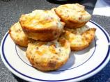 Welsh Cheese and Bacon Muffins