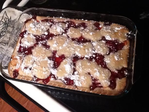 Cherry Bars. Photo by Tink-cook