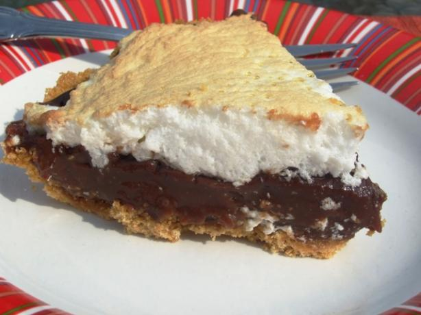 Chocolate Pie. Photo by HokiesMom