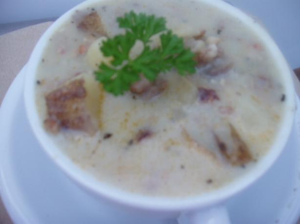 Zuppa Toscana from Olive Garden. Photo by Bay Laurel