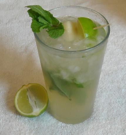 Asian Pear Mojito. Photo by NorthwestGal
