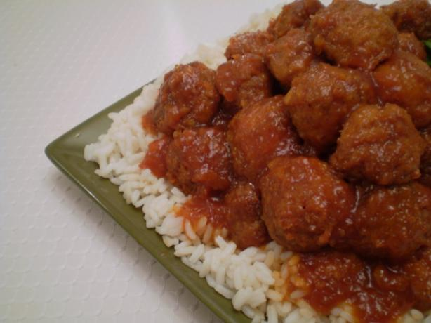 Spicy Party Meatballs. Photo by TasteTester