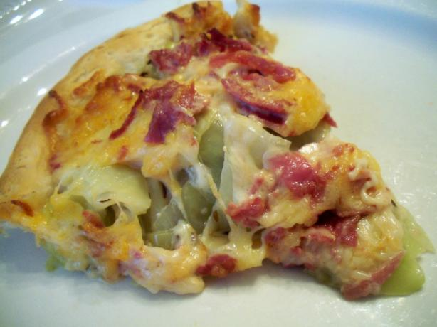 Corned Beef and Cabbage Bake. Photo by *Parsley*