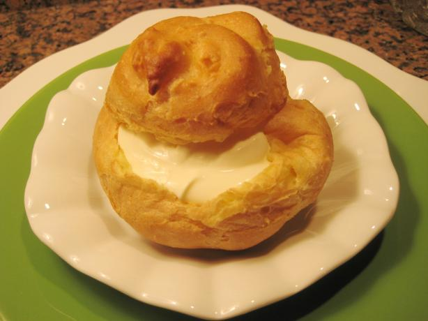 Cream Puff Dough. Photo by gailanng