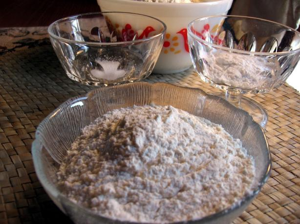 Homemade Self-Rising White Flour or Whole Wheat Flour. Photo by Dreamer in Ontario