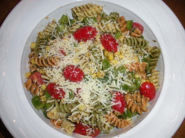 Campanelle Pasta Recipe Pesto Pasta Salad Recipe