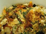 Nutty Vegetable Rice Casserole