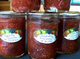 Peach and Fig Preserves