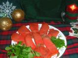 Danish Gravlaks (lox) Cured Salmon