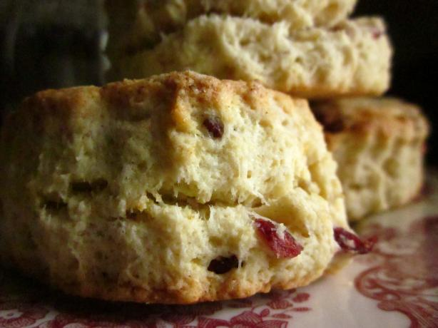 Classic Tea Time Cream Scones. Photo by gailanng
