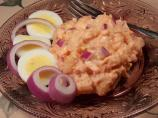 Pink Potato Salad