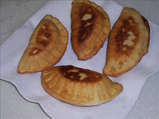 Natchitoches Meat Pies. Photo by Chef Booshman