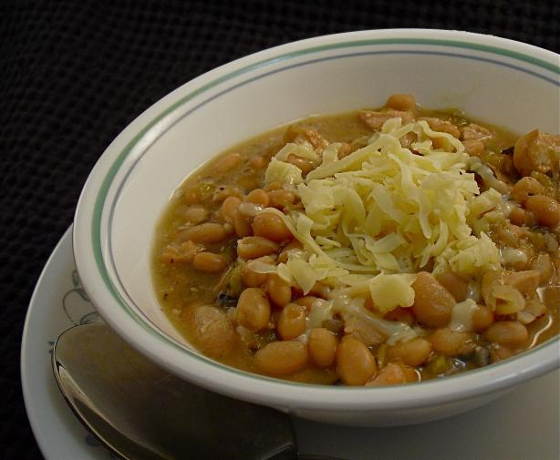 White Chili. Photo by PaulaG
