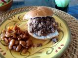 Hamburger Barbecue (Sloppy Joes)