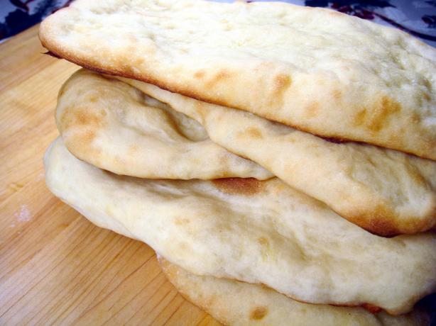 Naan Bread. Photo by Lori Mama