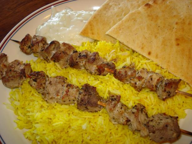 Pork Souvlaki. Photo by Mika G.