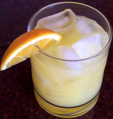 Anejo Wallbanger. Photo by Rita~