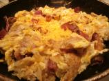 Bacon and Potato Scramble
