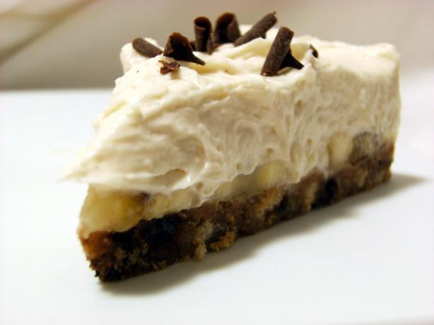 No-Bake White Chocolate Pie. Photo by Lalaloula