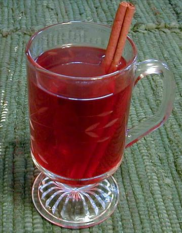 Hot Cranberry Cider. Photo by ms_bold