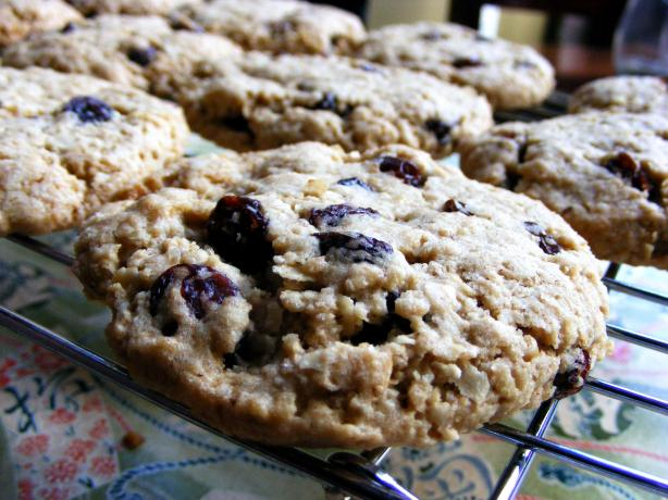 Oatmeal Raisin Cookies - Vegan. Photo by Kozmic Blues