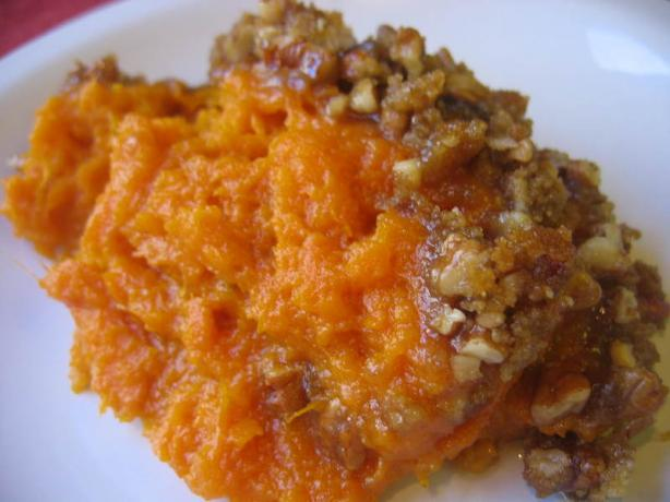 Sweet Potato Casserole. Photo by DZ_USA