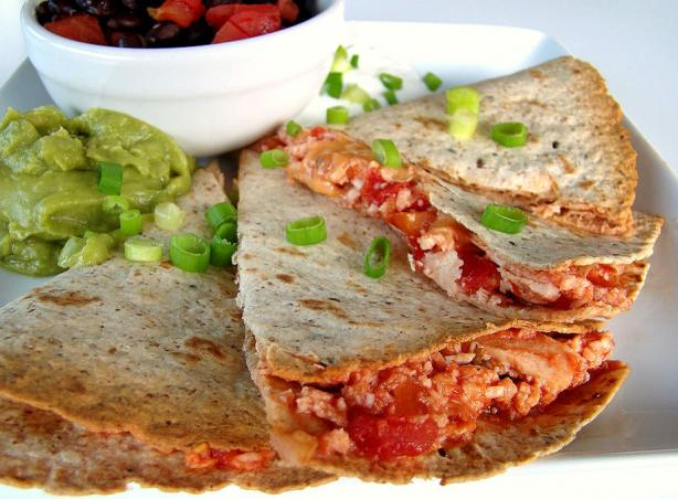 Chicken Quesadillas. Photo by Marg (CaymanDesigns)