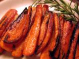 Skillet Roasted Carrots!
