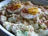Maya Angelou's Cold Potato Salad