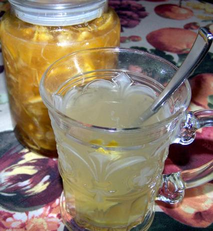 Lemon Slices in Honey / Citrus Concentrate for Your Health. Photo by Rita~