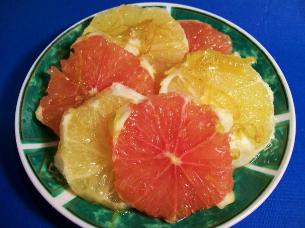 Sliced Oranges in Syrup. Photo by Sharon123