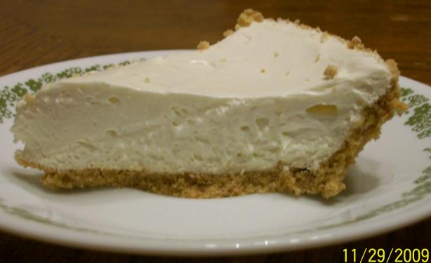 Cheesecake Pie. Photo by internetnut