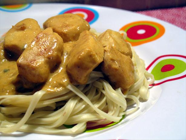 Chicken in Peanut Curry. Photo by -Sylvie-