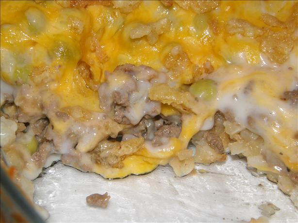 Hamburger Hash Browns Hotdish. Photo by mydesigirl