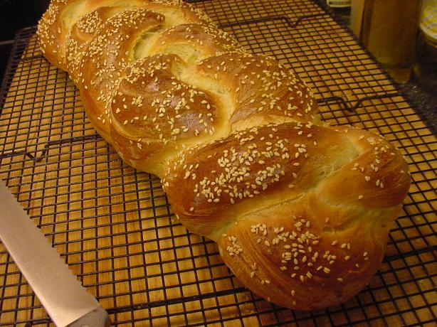 B H & G Challah Bread. Photo by Secret Agent